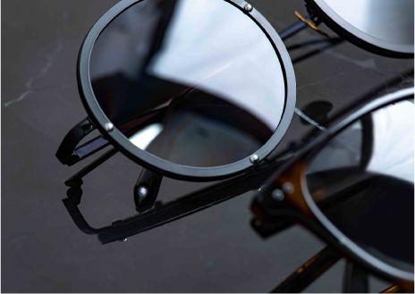 Sunglasses For Men| Round Frame Sunglasses | Sunglasses | Black Sunglasses | Pointaro Geneva | 100% UV Protection |  Sunglasses Online